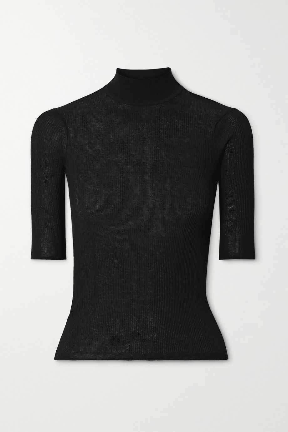ATM Anthony Thomas Melillo Ribbed-knit top