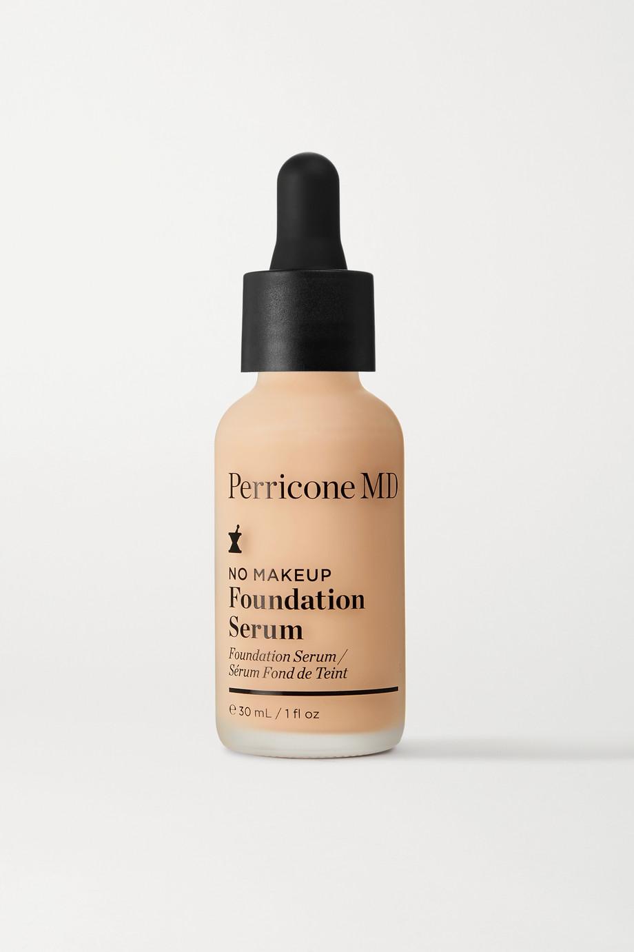 Perricone MD Fond de teint sérum No Makeup à large spectre SPF 20, Beige, 30 ml
