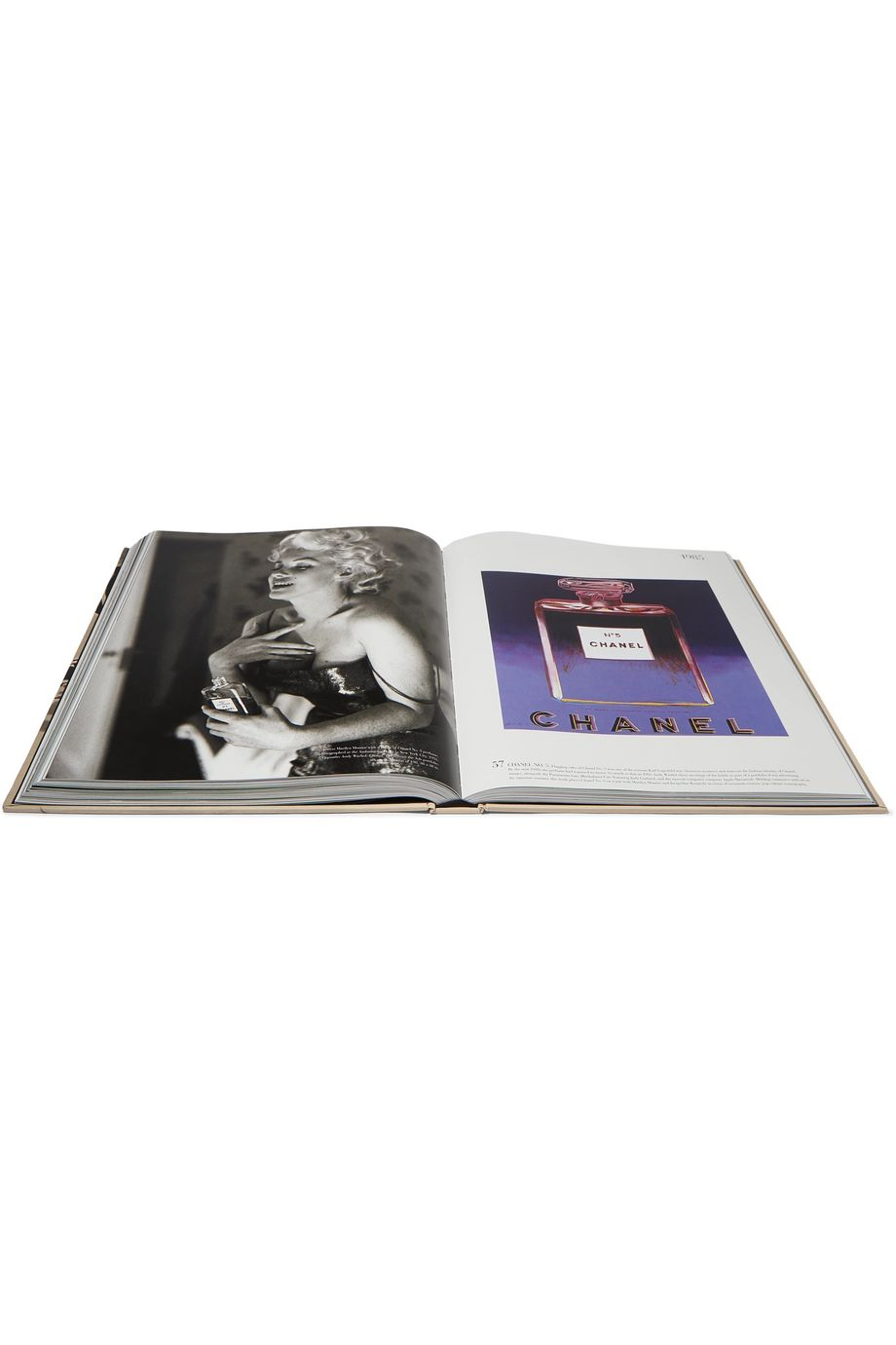 Assouline Chanel: The Impossible Collection hardcover book