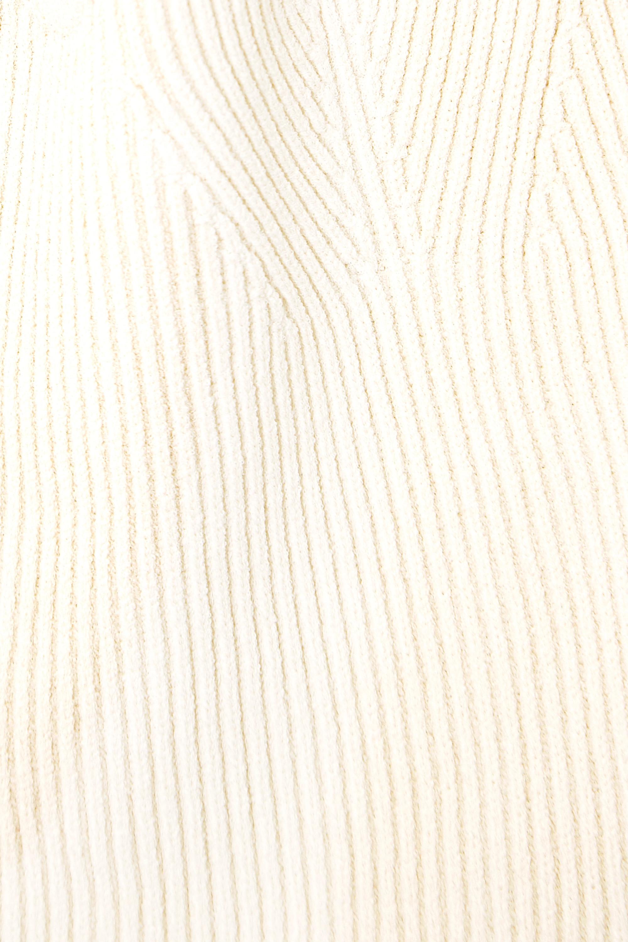 Khaite Ista Oberteil aus Rippstrick