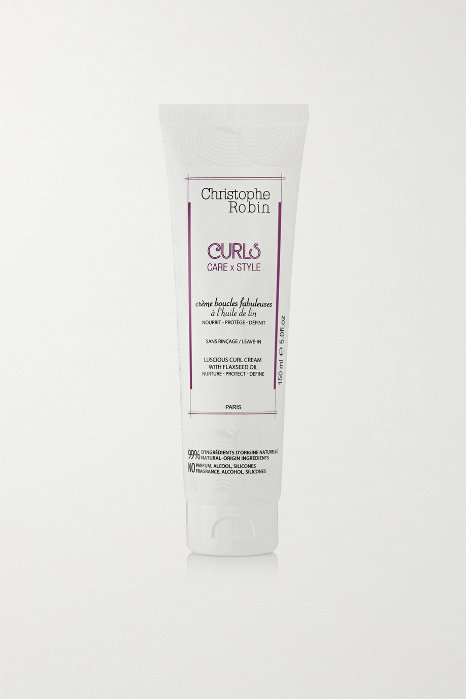 Christophe Robin Luscious Curl Cream, 150ml