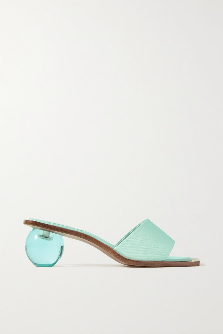 Cult Gaia Tao 罗缎凉鞋