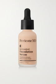 Perricone MD No Makeup Foundation Serum Broad Spectrum SPF20 - Porcelain, 30ml