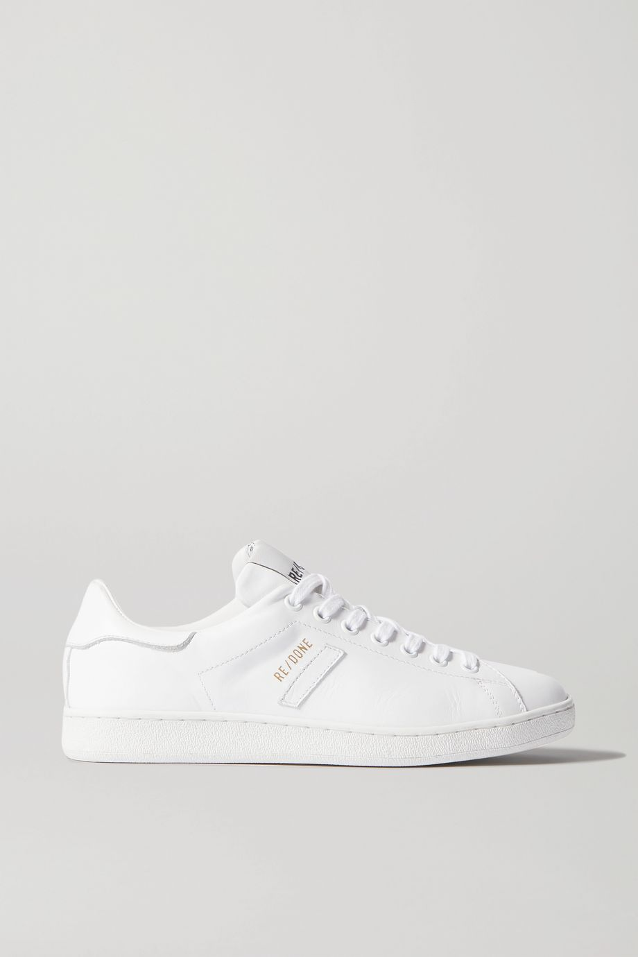 RE/DONE 70s Tennis leather sneakers