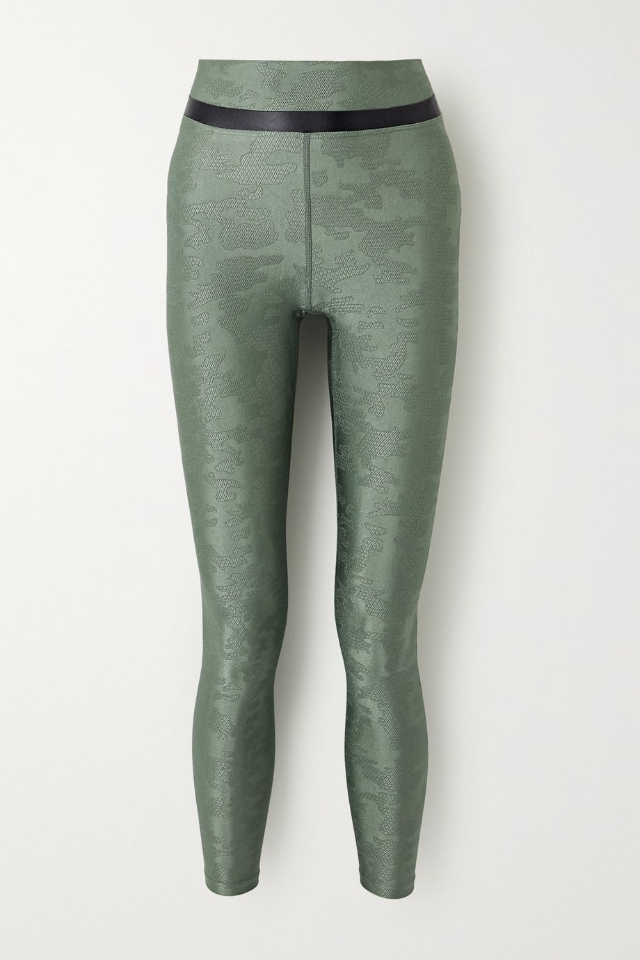 Heroine Sport Rhythm stretch-jacquard leggings