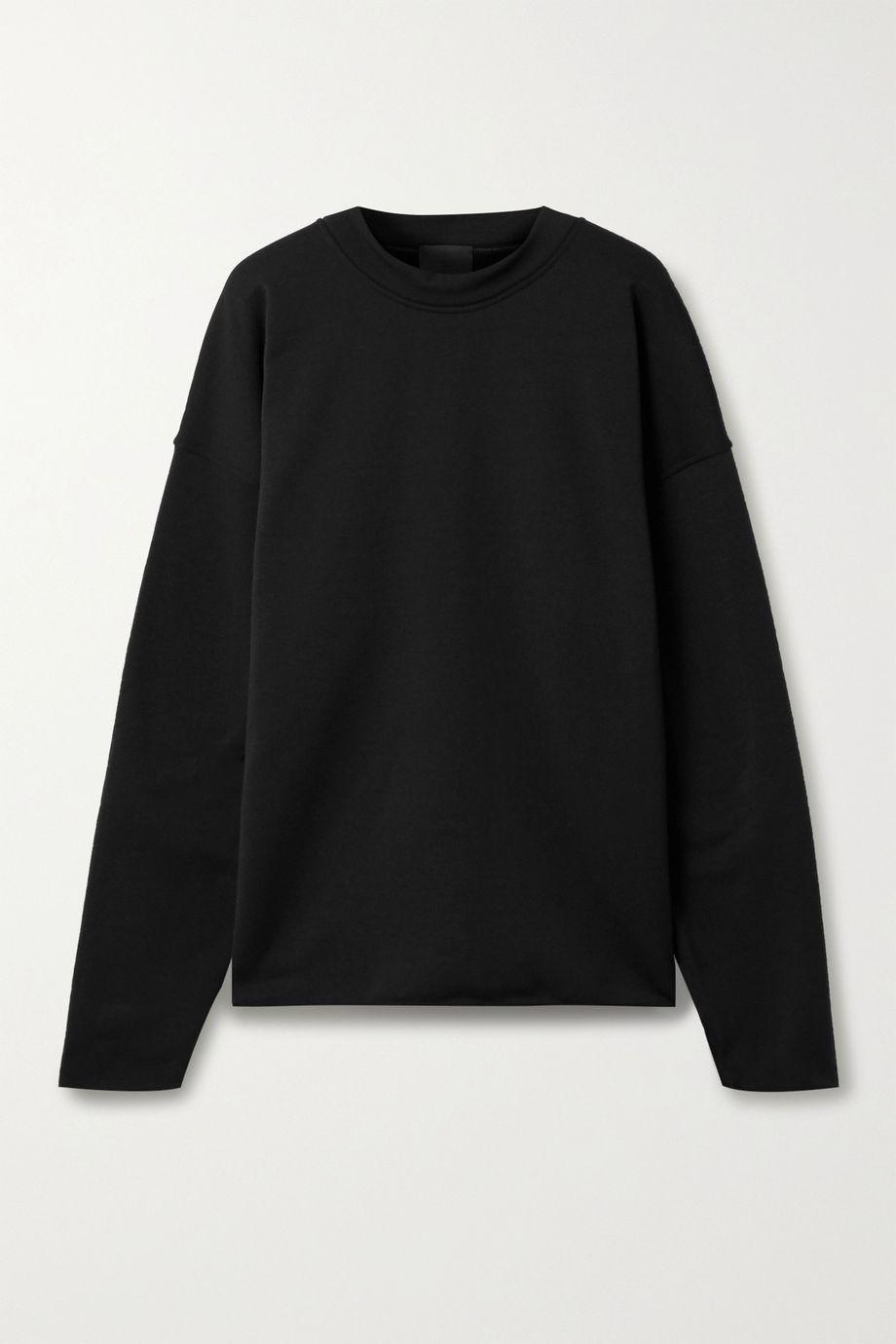 WONE Oversized fleece sweatshirt