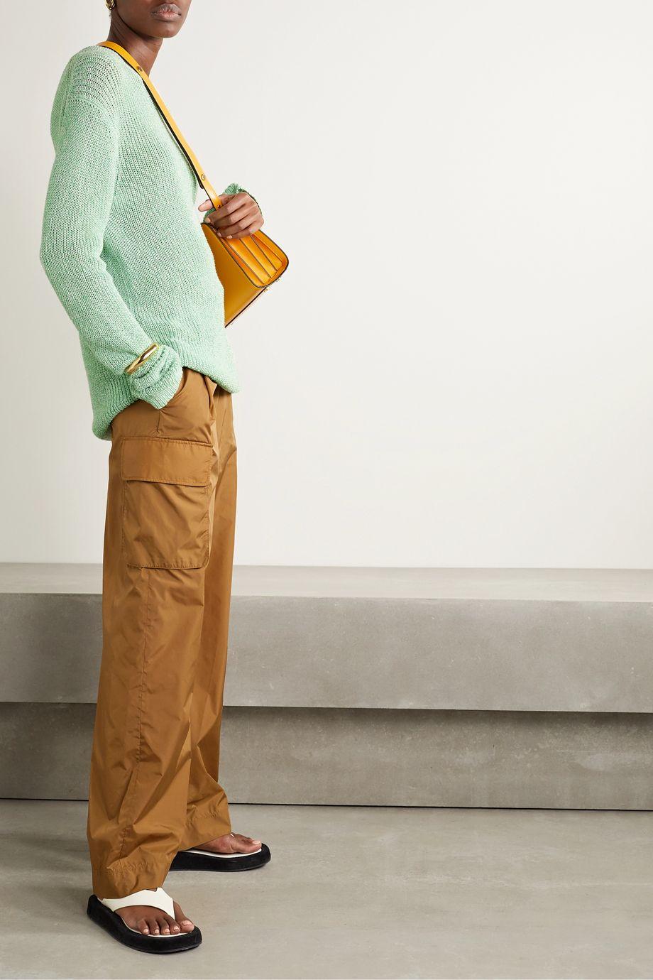 Tibi Crispy cotton sweater