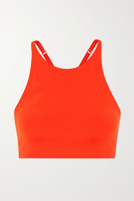 Girlfriend Collective Topanga Sport-BH aus Stretch-Material