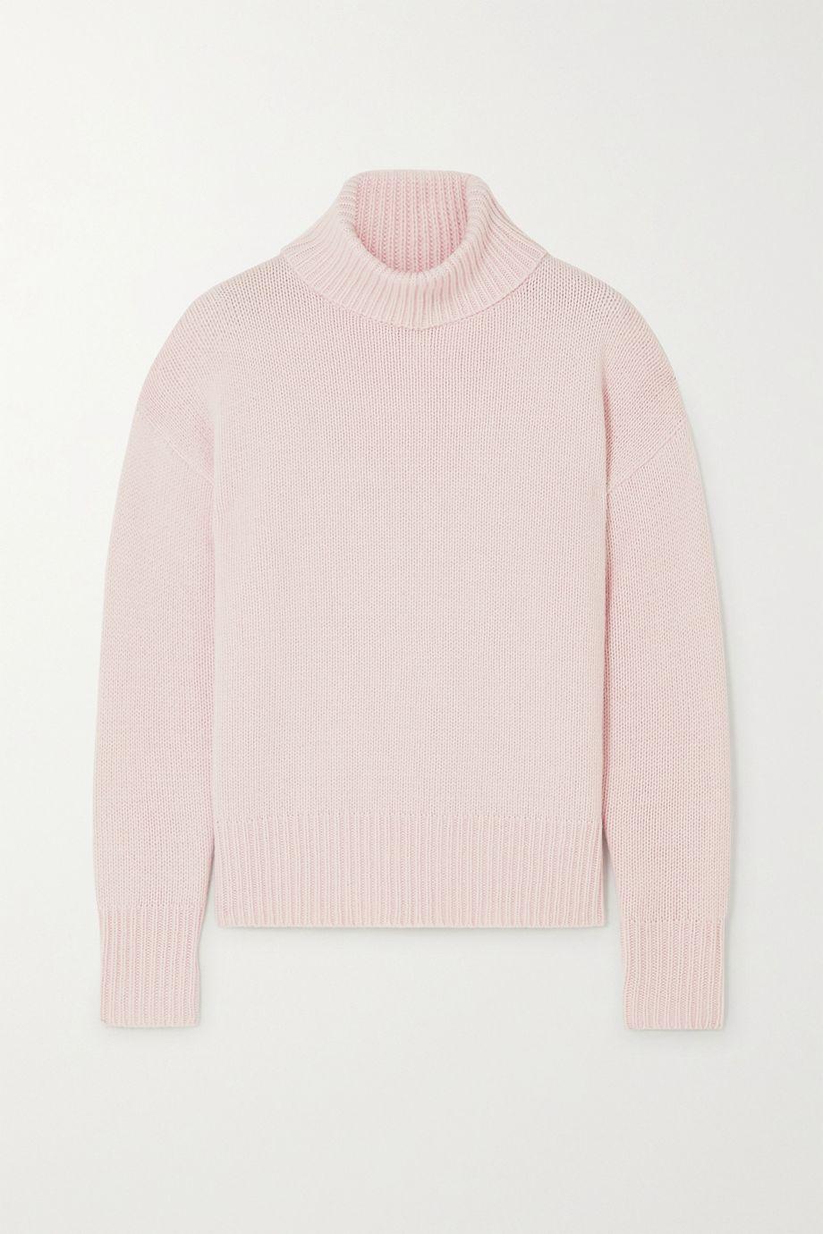 Rebecca Vallance Estate merino wool-blend turtleneck sweater
