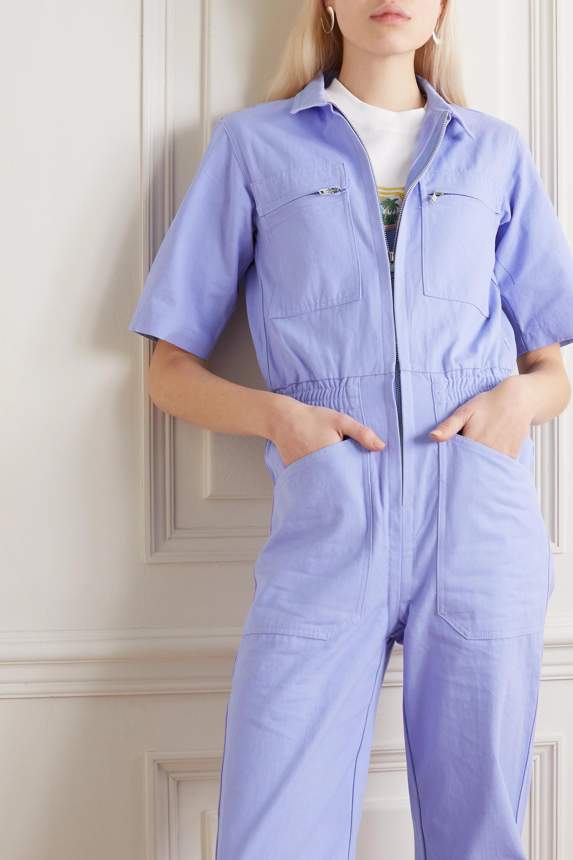 L.F.Markey Combi-pantalon en toile de coton Danny