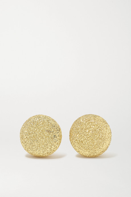 Gold 18-karat gold earrings | Carolina Bucci PJRXKh