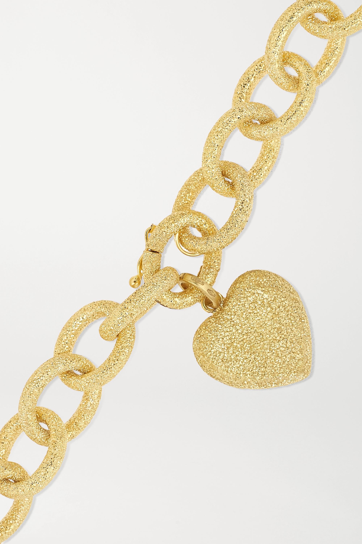 Carolina Bucci Florentine 18-karat gold necklace
