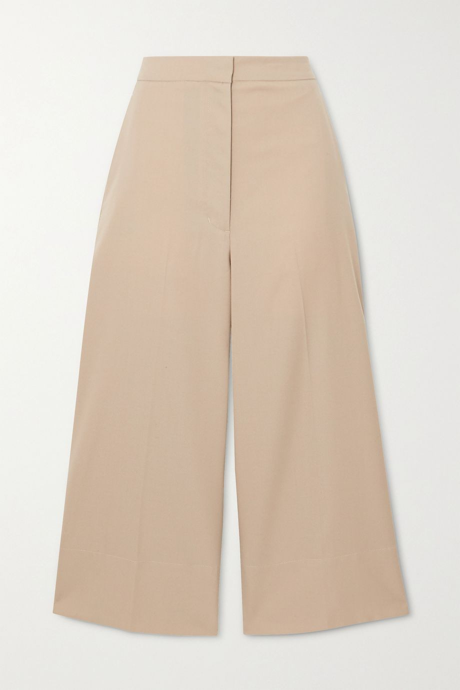3.1 Phillip Lim Cropped wool-blend wide-leg pants