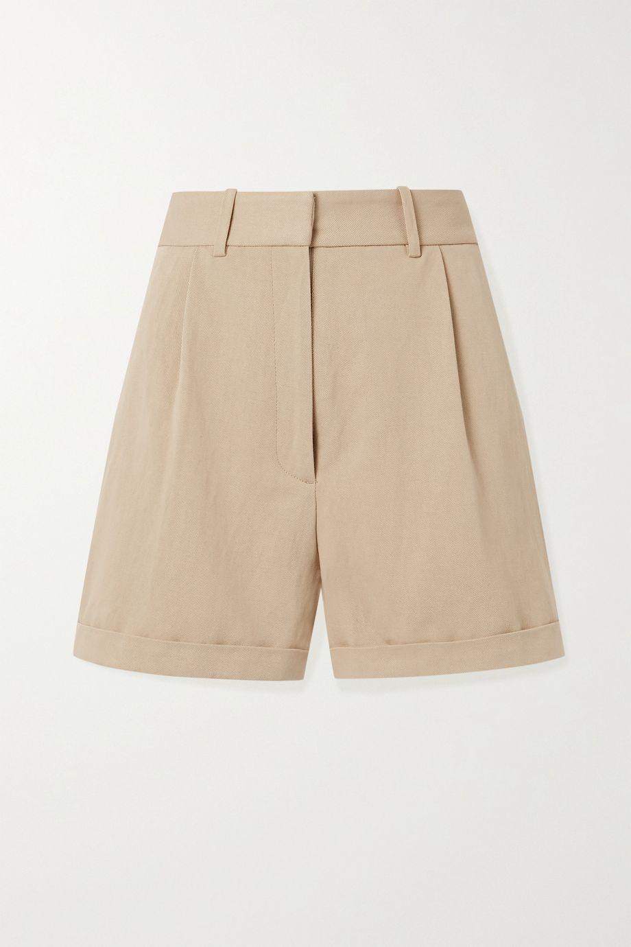 Nili Lotan Napa twill shorts