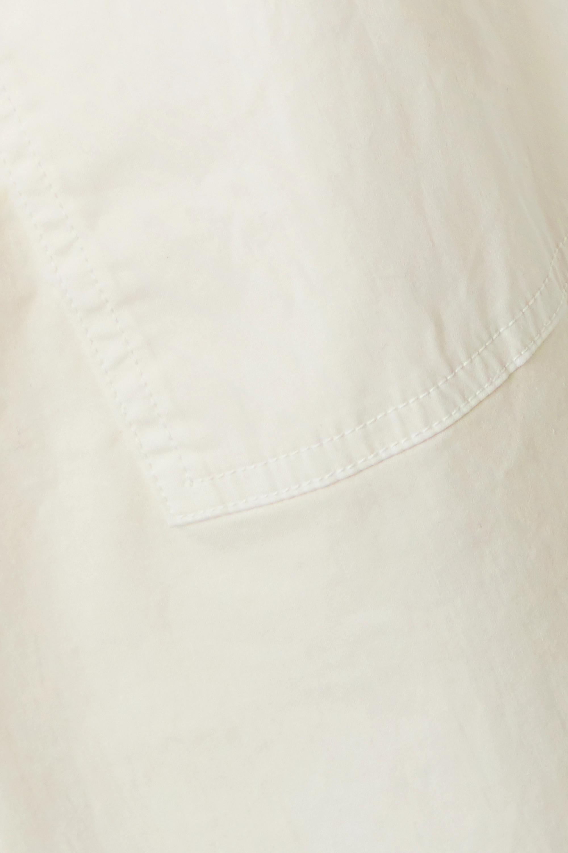 Nili Lotan Pantalon fuselé en coton stretch Cyro