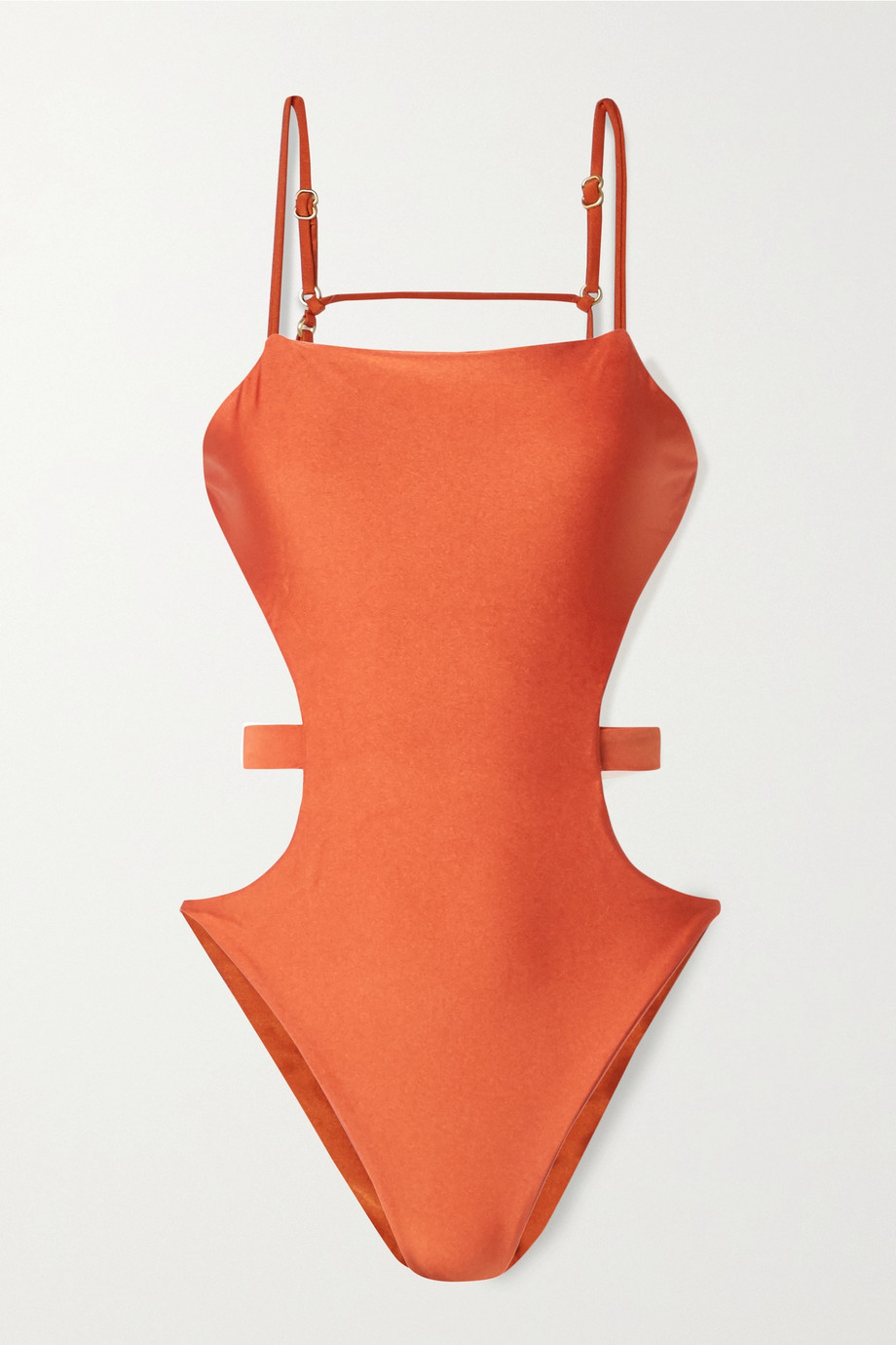 Cult Gaia Gemma cutout swimsuit