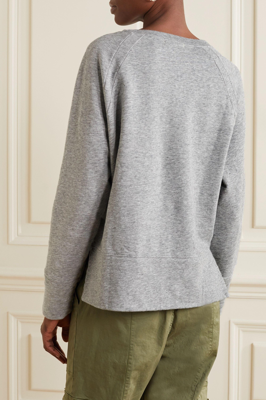 Alex Mill Cotton-jersey sweatshirt