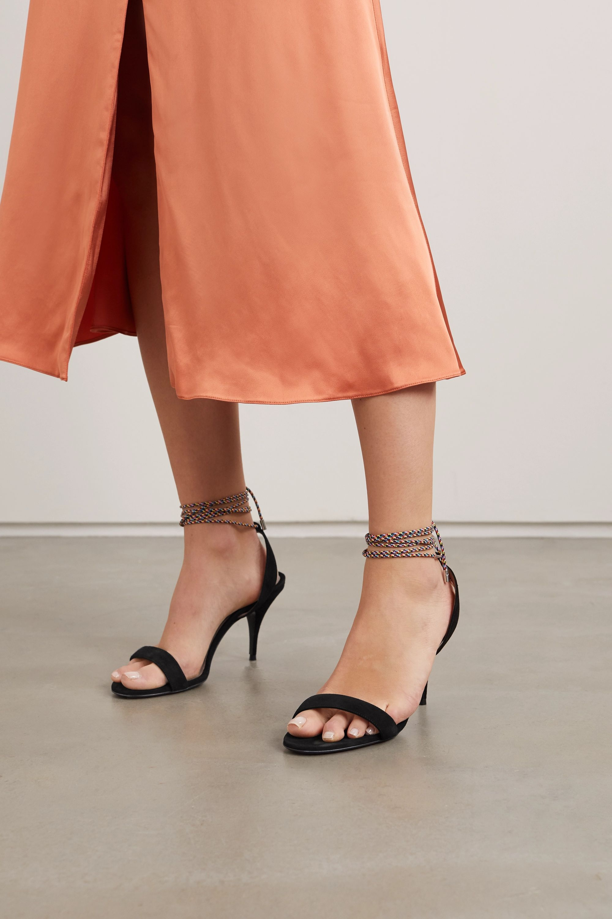Tabitha Simmons Ace suede sandals