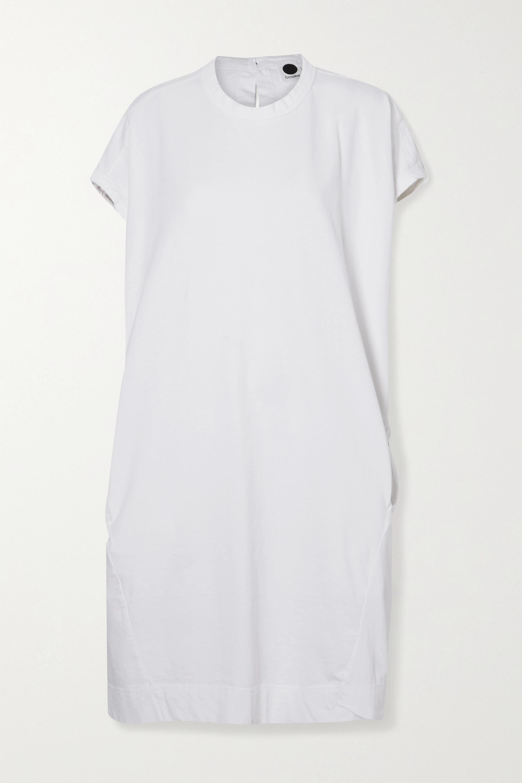 Bassike 有机纯棉平纹布连衣裙