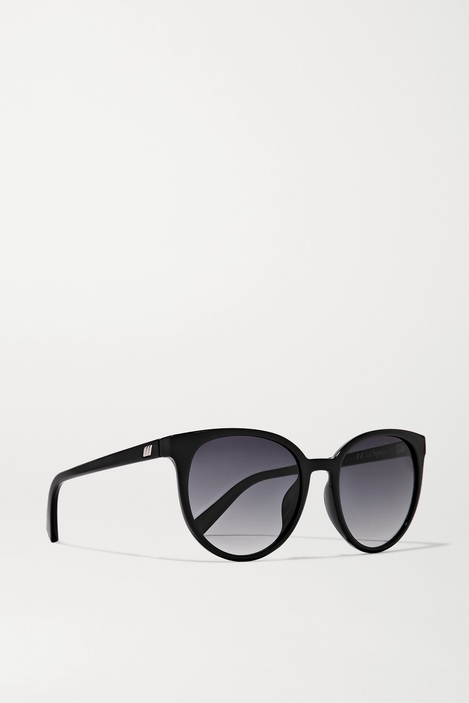 Le Specs Armada cat-eye acetate sunglasses