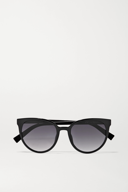 Le Specs Armada cat-eye acetate sunglasses