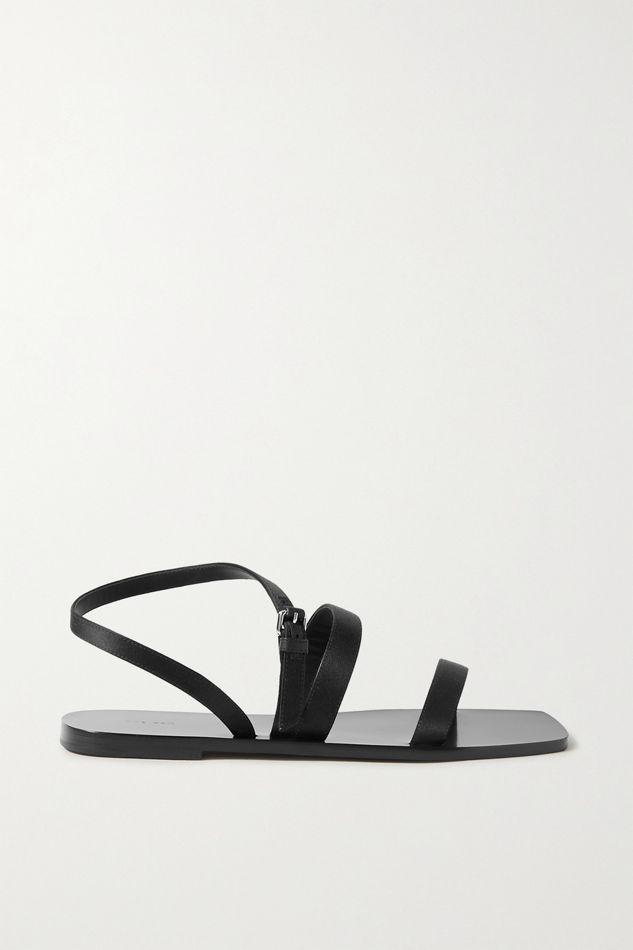 The Row Satin sandals
