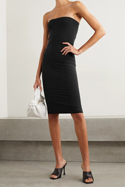 Commando Minimalist strapless stretch-jersey dress
