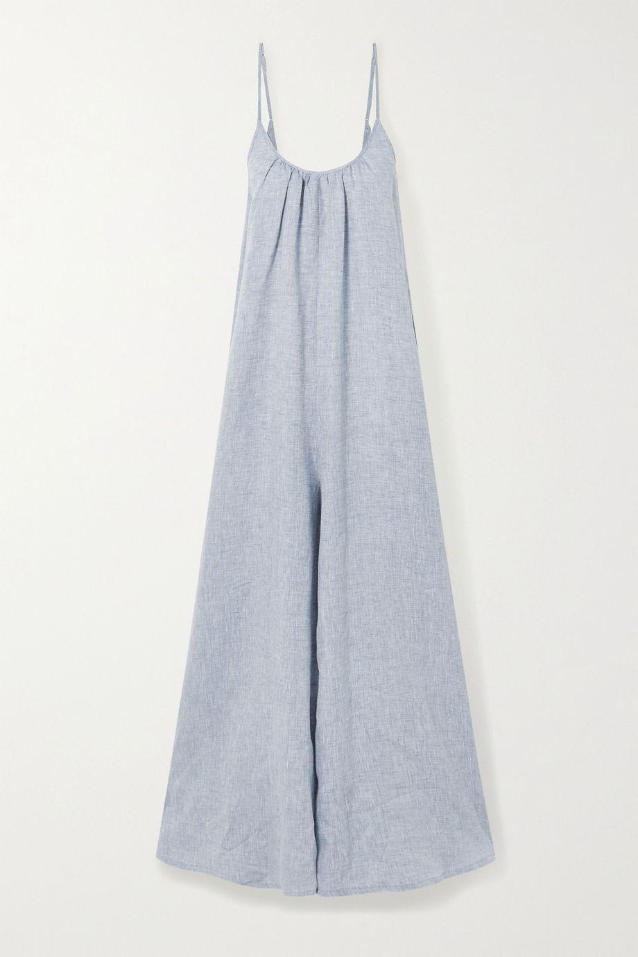 Pour Les Femmes Combi-pantalon en lin