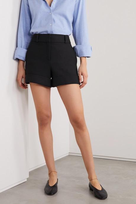 Carito piqué shorts
