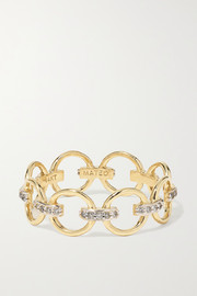 Mateo 14-karat gold diamond ring