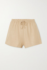 Sissi Shorts aus Strick