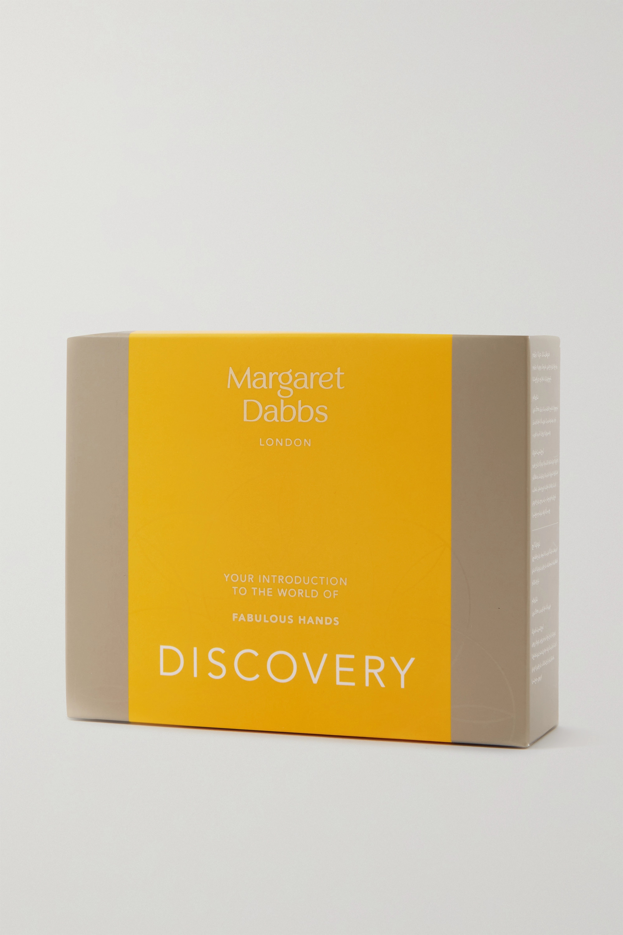 Margaret Dabbs London Fabulous Hands Discovery Kit – Handpflegeset