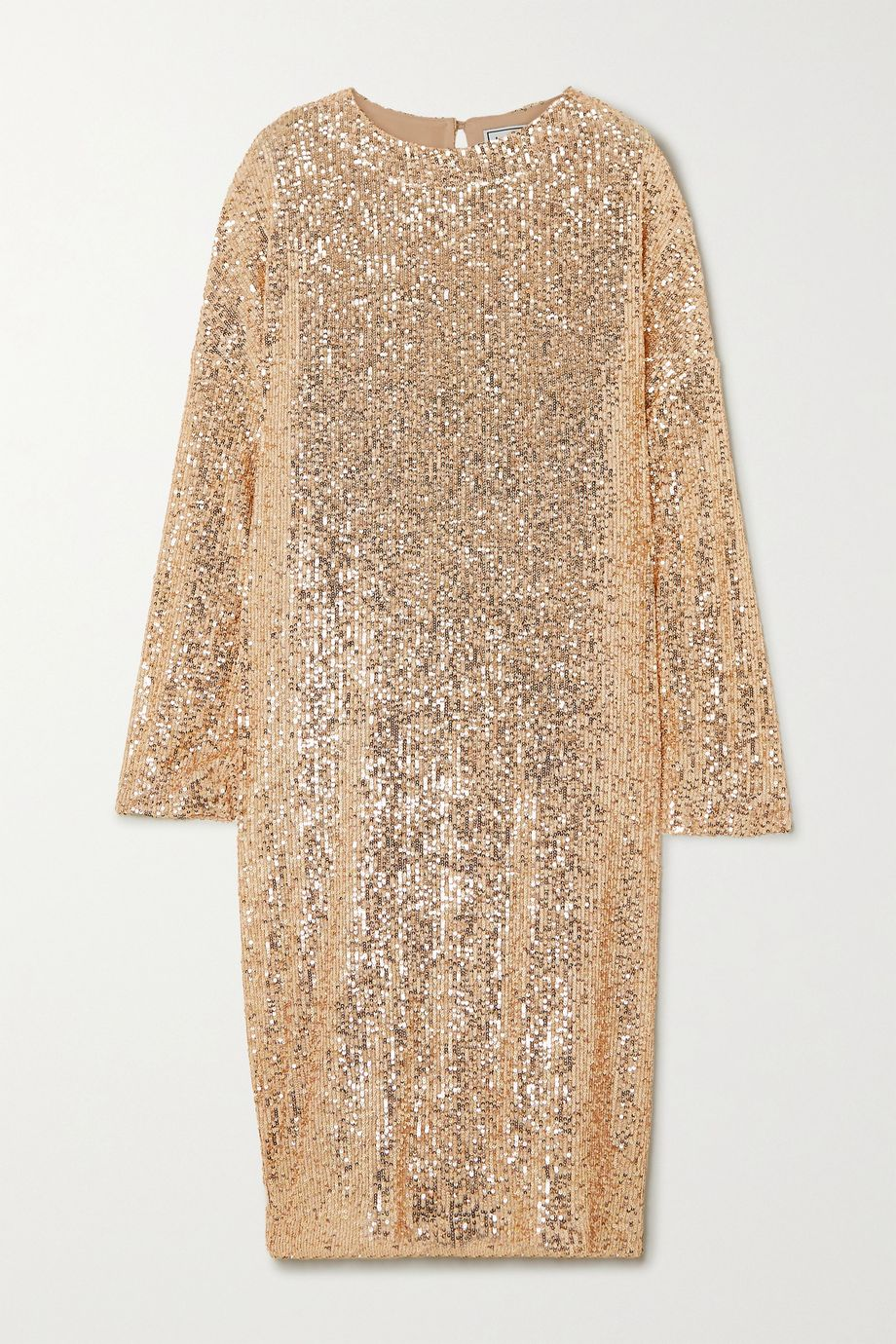 In The Mood For Love Elisa sequined tulle dress
