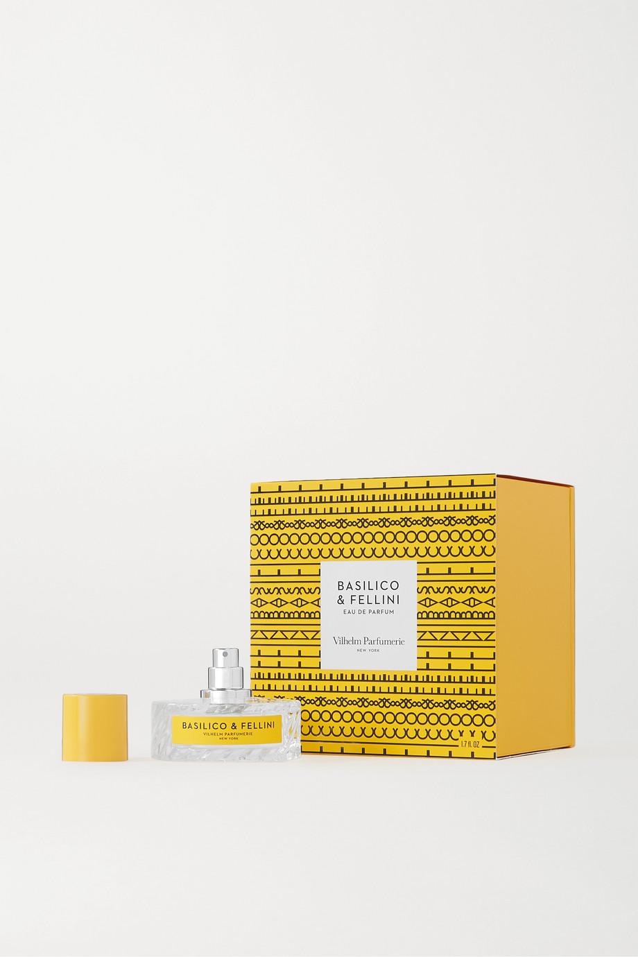 Vilhelm Parfumerie Eau de Parfum - Basilico & Fellini, 50ml