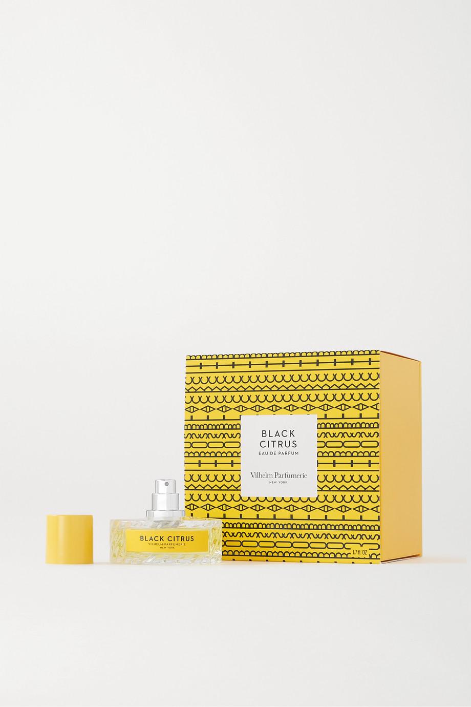Vilhelm Parfumerie Eau de Parfum - Black Citrus, 50ml