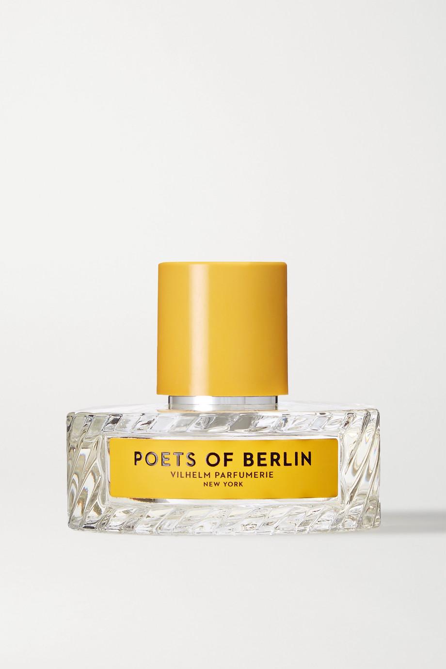 Vilhelm Parfumerie Eau de Parfum - Poets of Berlin, 50ml
