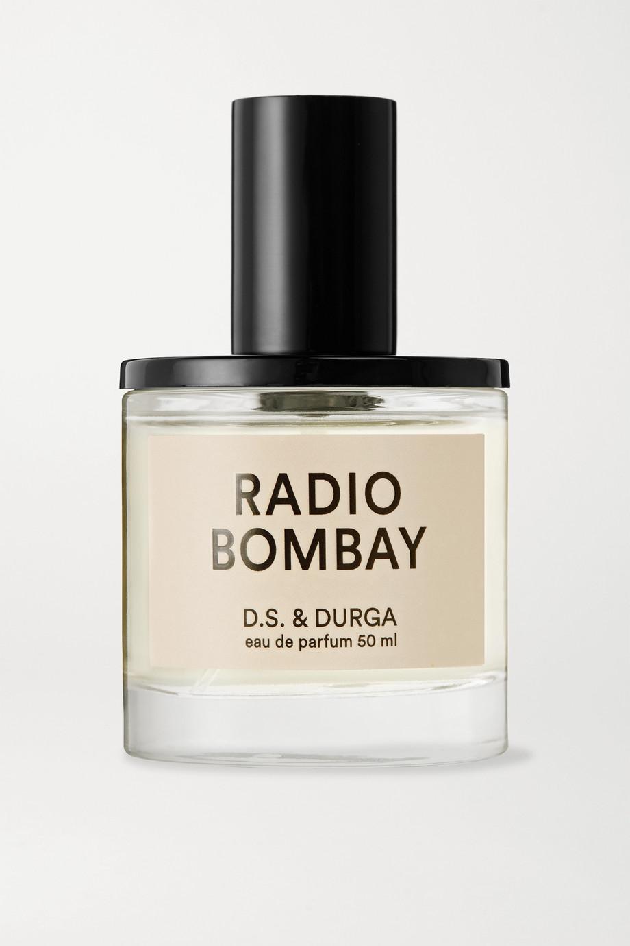 D.S. & Durga Eau de Parfum - Radio Bombay, 50ml
