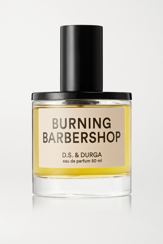 D.S. & Durga - Eau de Parfum - Burning Barbershop, 50ml
