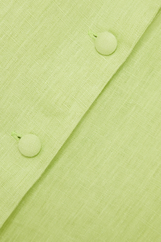 Faithfull The Brand + NET SUSTAIN Charlita linen shirt