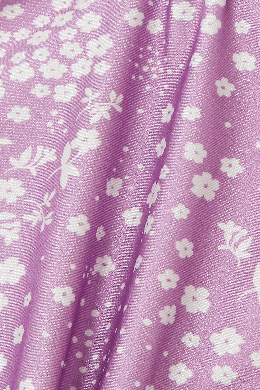 Faithfull The Brand + NET SUSTAIN Bonnieux floral-print bikini briefs