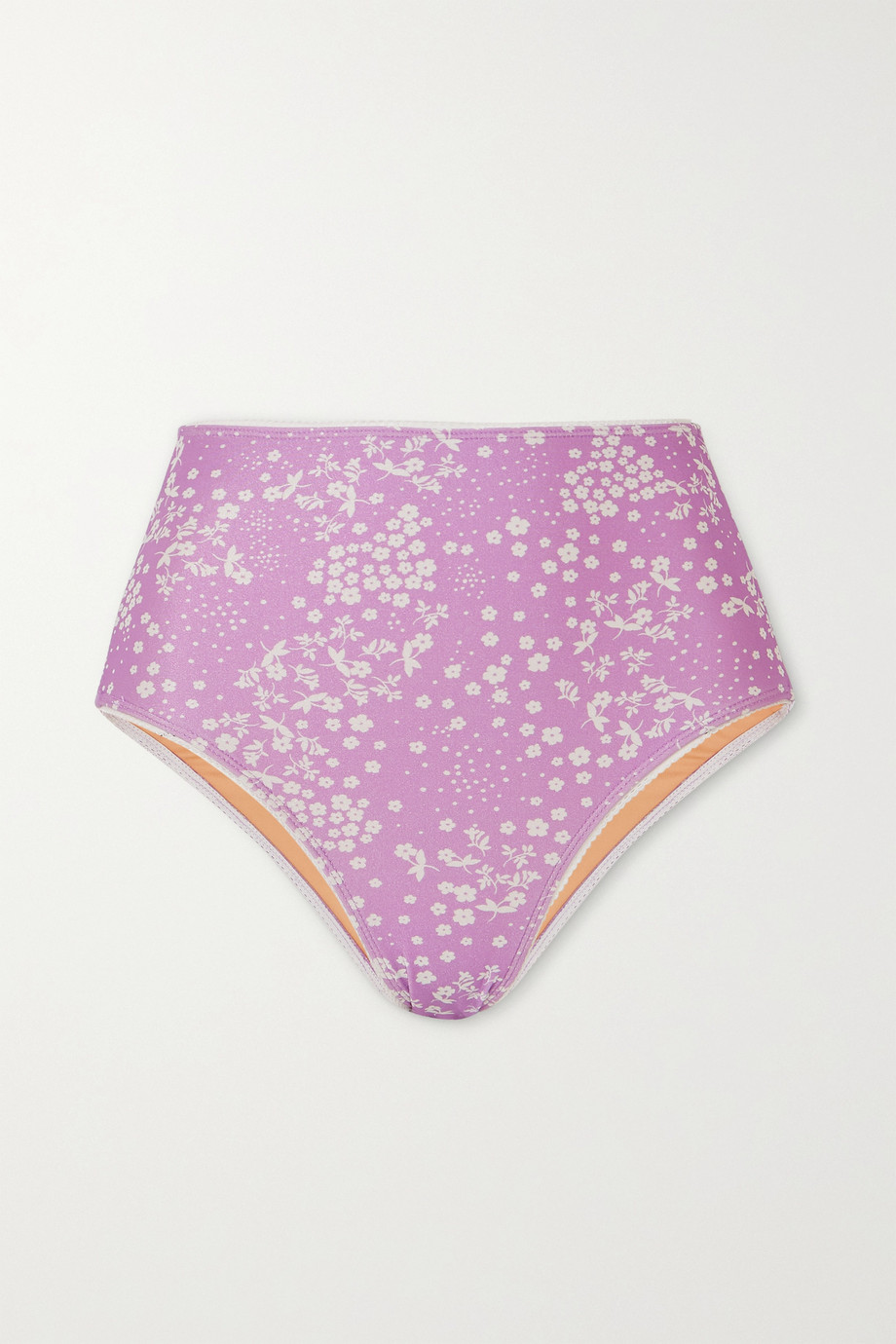 Faithfull The Brand Bonnieux floral-print bikini briefs