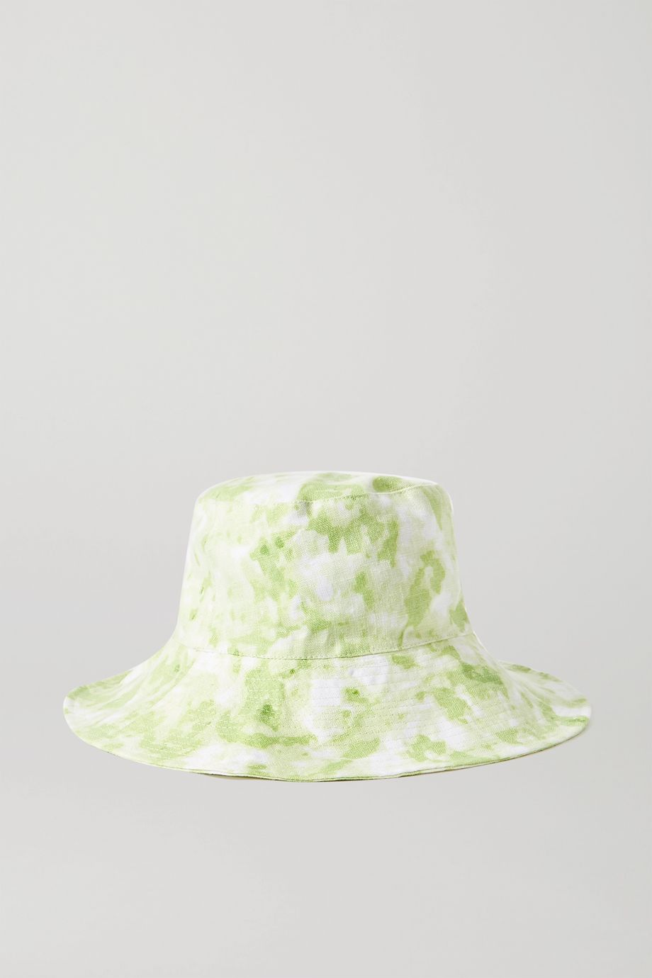Faithfull The Brand + NET SUSTAIN Bettina tie-dyed linen sunhat