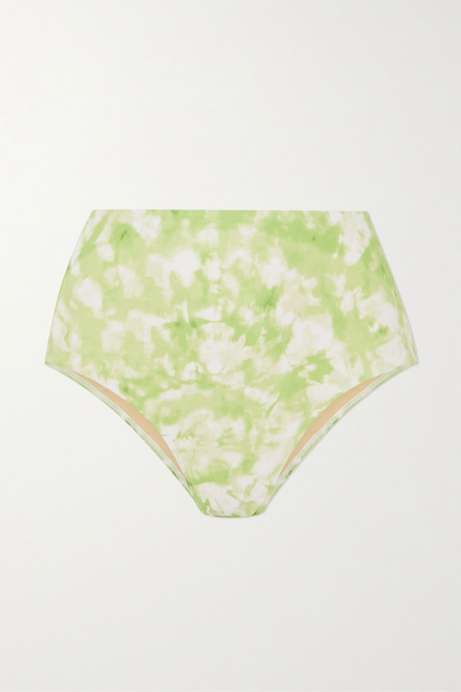 Faithfull The Brand + NET SUSTAIN Chaumont tie-dyed bikini briefs