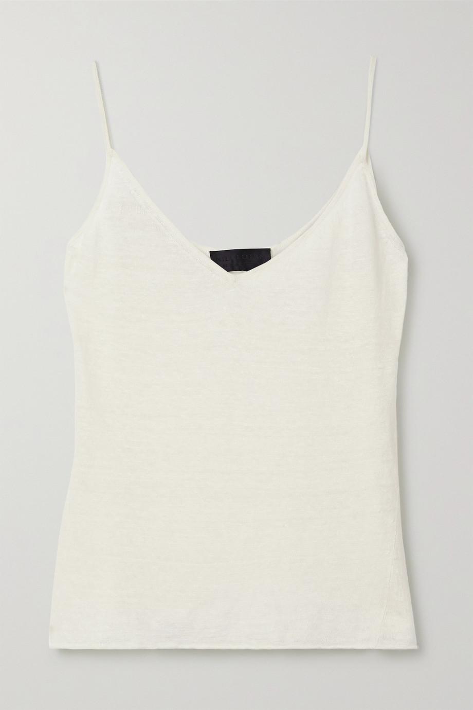 Nili Lotan Kerry linen camisole