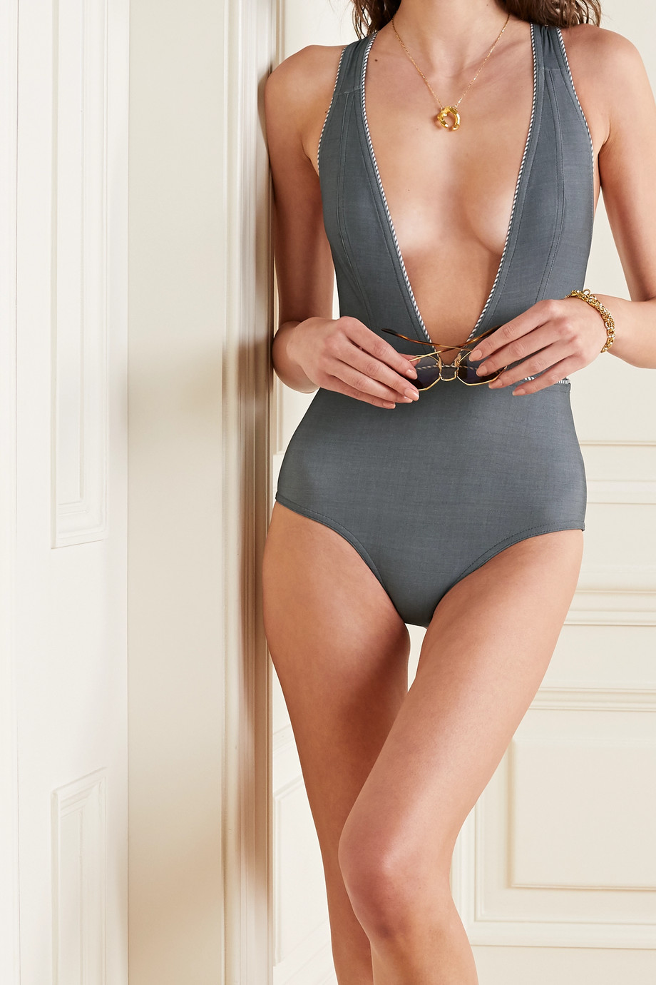 Karla Colletto Tilda swimsuit