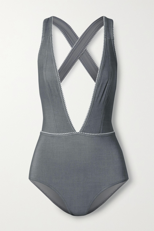Karla Colletto Tilda swimsuit