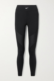 Nike Pro paneled Aeroadapt stretch leggings