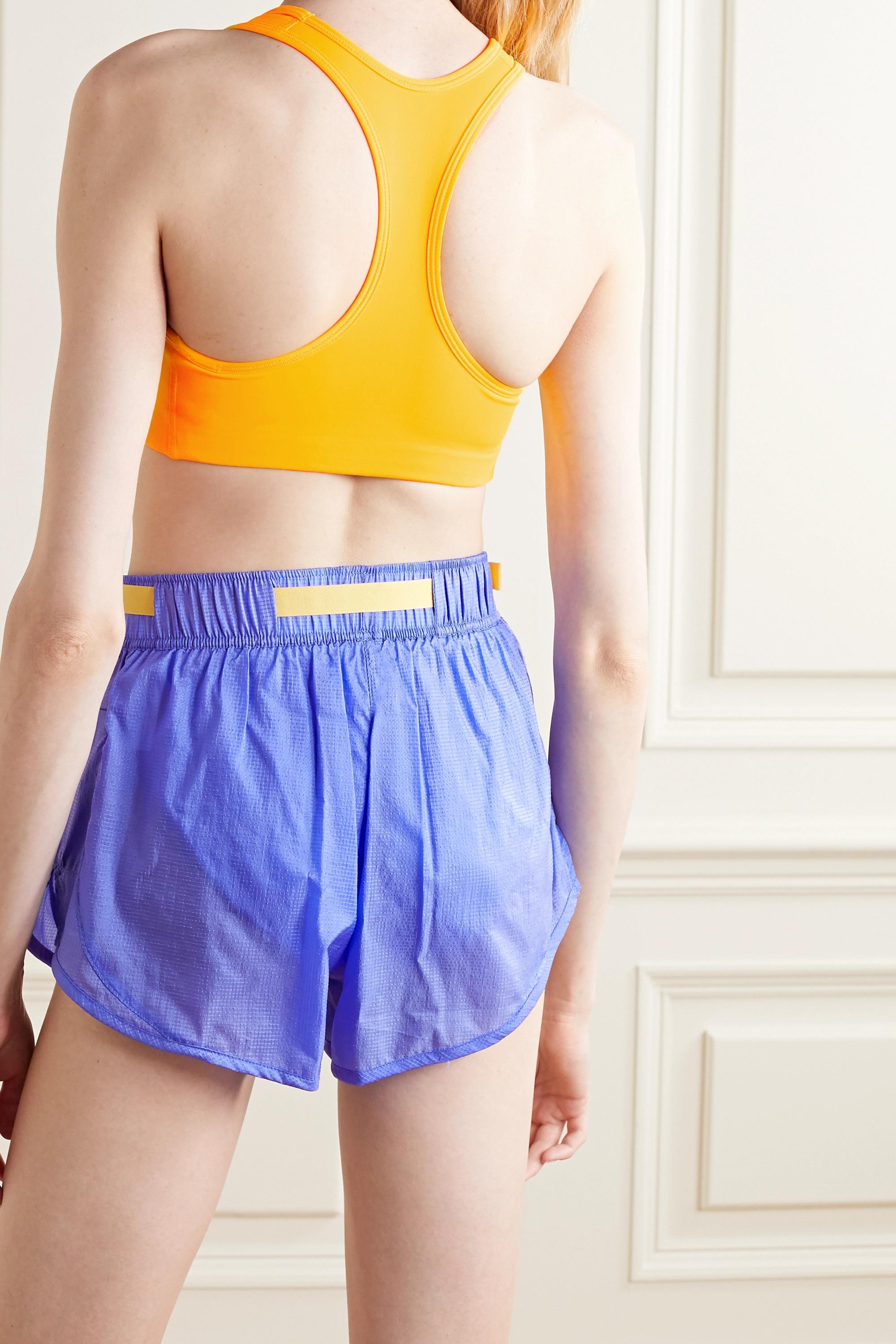Nike + NET SUSTAIN Swoosh Dri-FIT stretch sports bra
