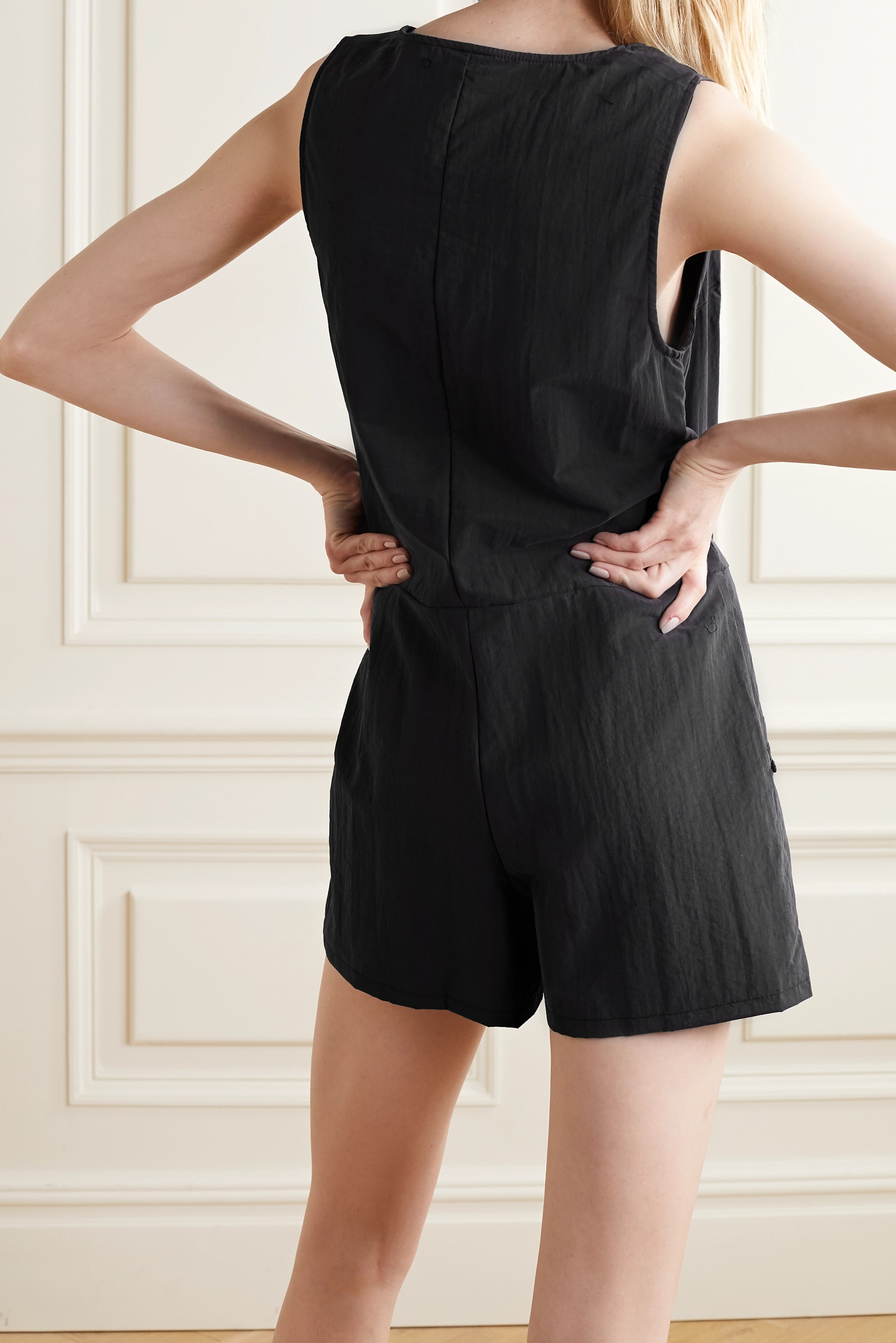 Nike Icon Clash Playsuit aus Shell