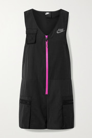 Nike Icon Clash shell playsuit